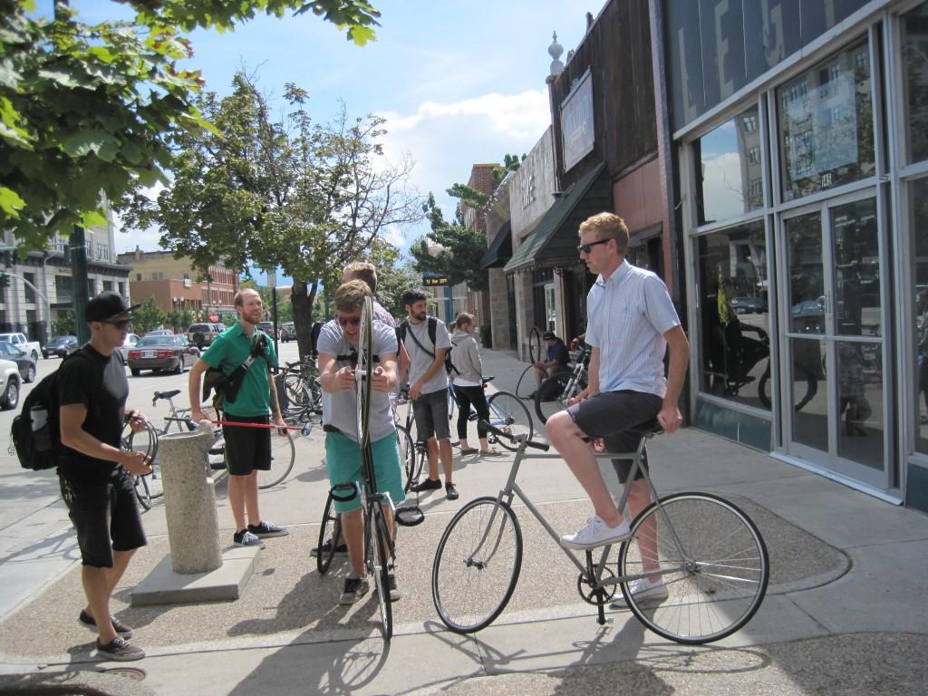 bike tour 2011