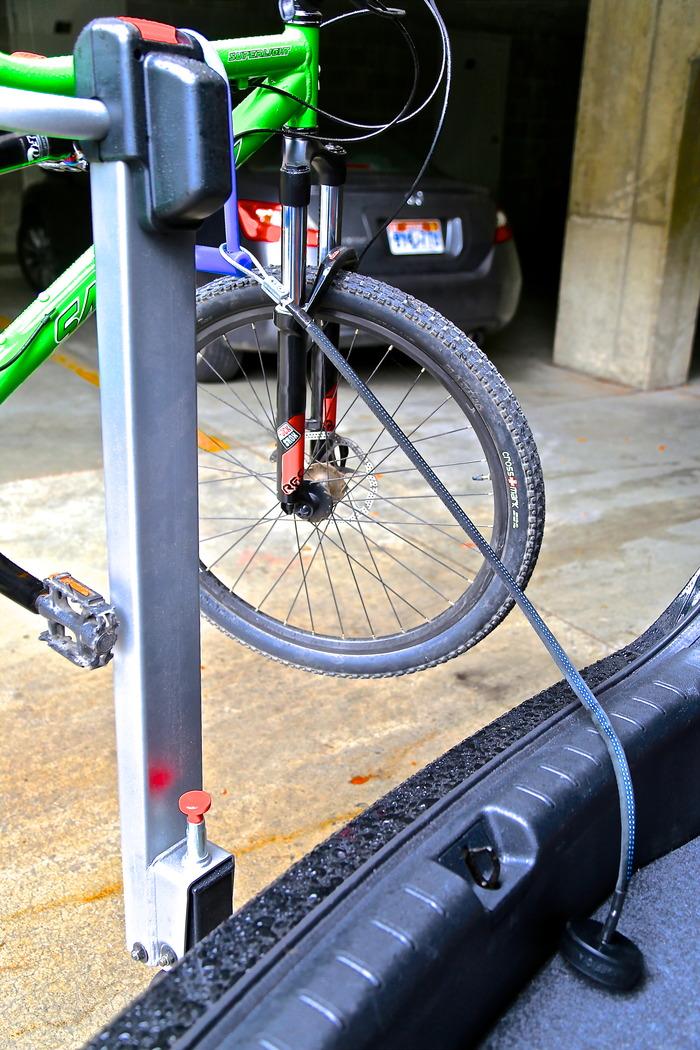 BikeonRack