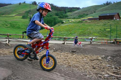 bike skills 2