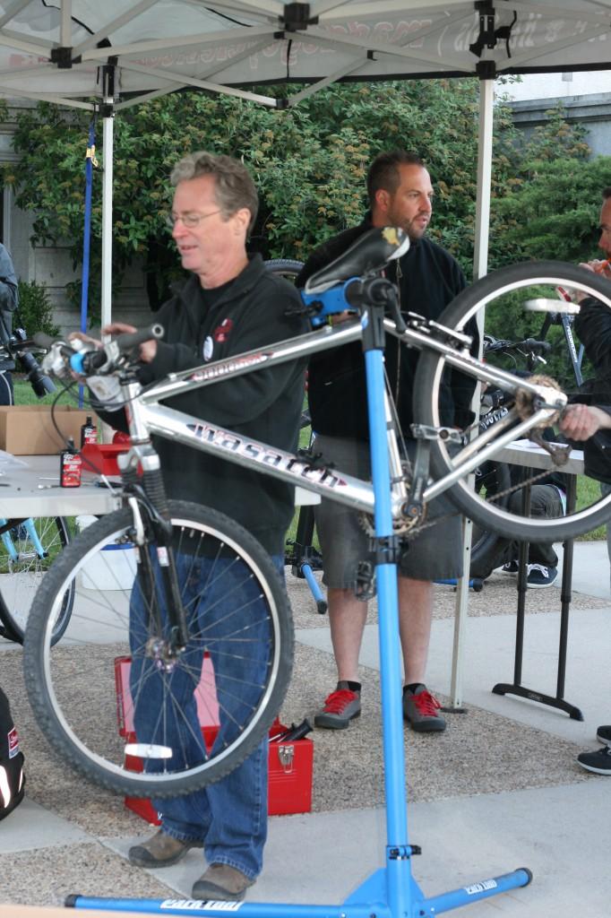bike blog fixing