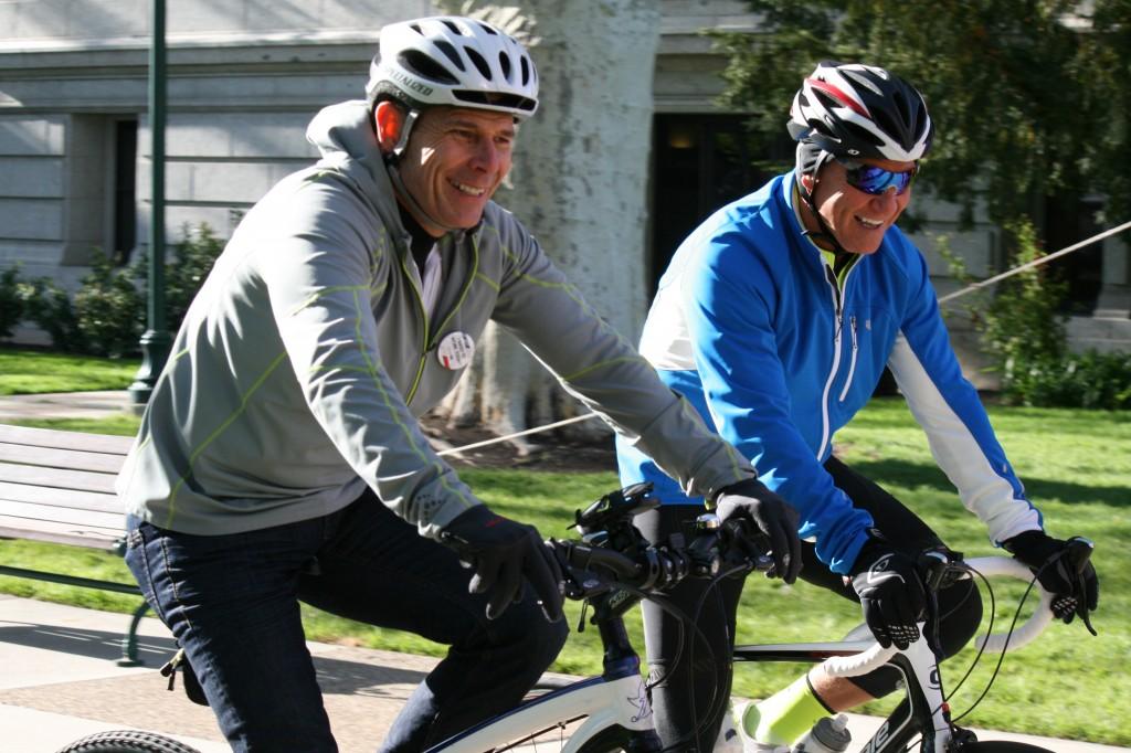 bike blog mayor