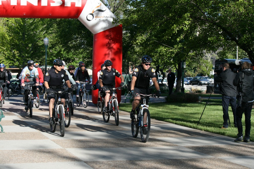 bike blog officers